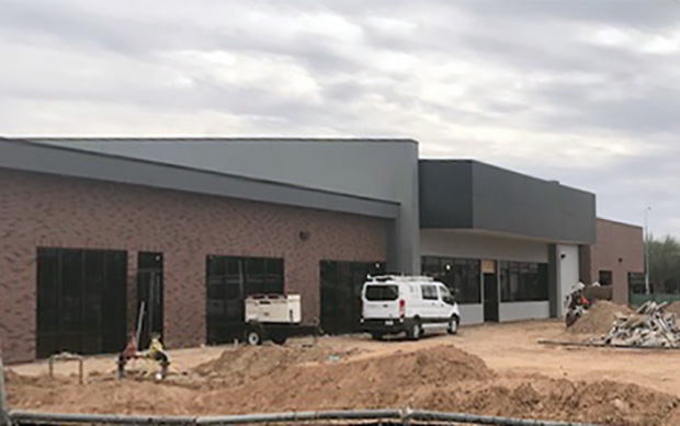 New Office Construction