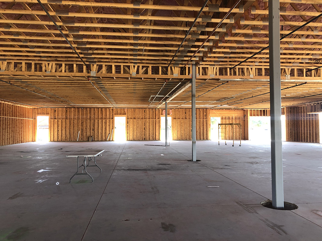 Glendale medical office construction